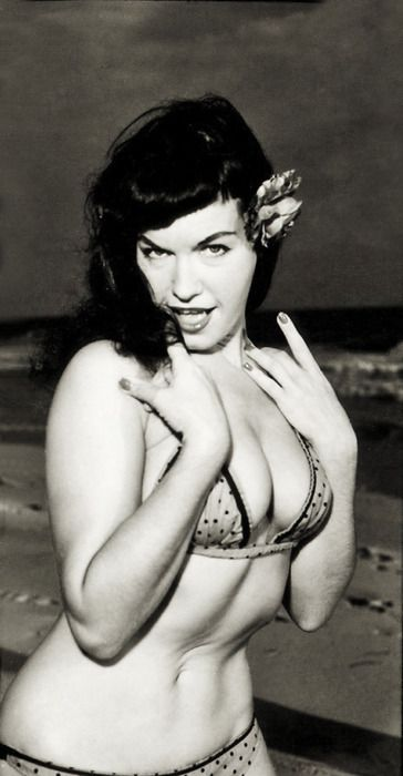 Bettie Page 101