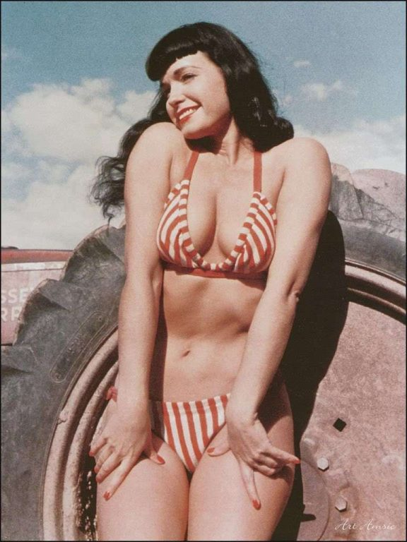 Bettie Page 12