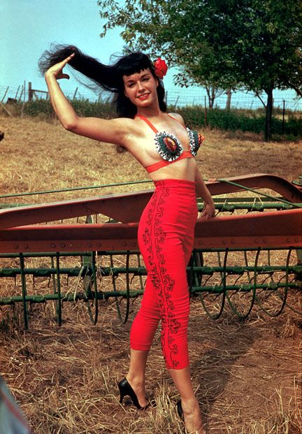 Bettie Page 128