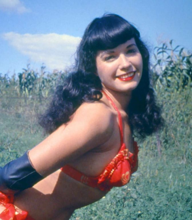Bettie Page 16