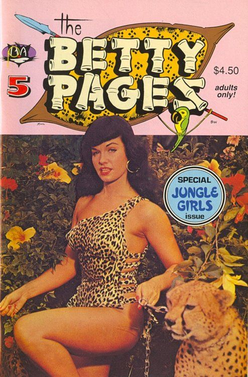 Bettie Page 185