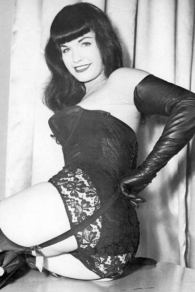 Bettie Page 4