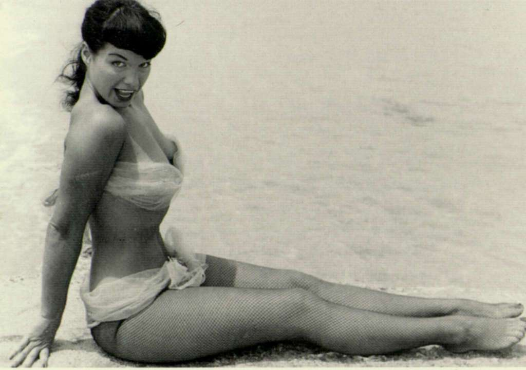 Bettie Page 5