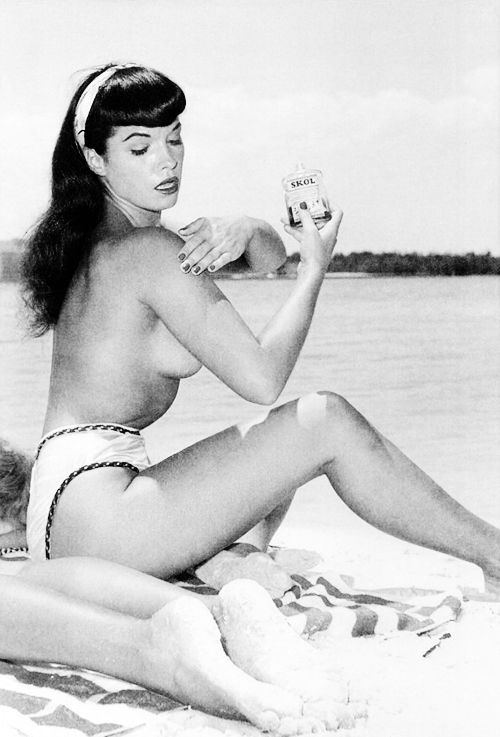 Bettie Page 50