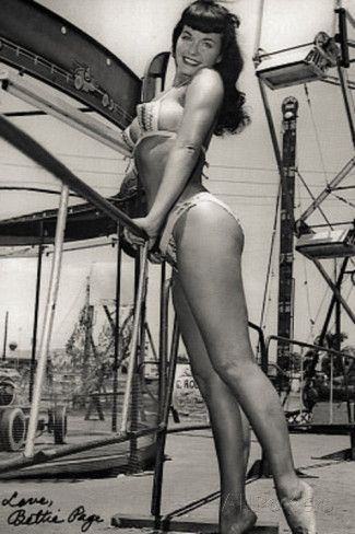 Bettie Page 60