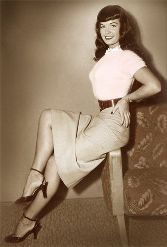 Bettie Page 62