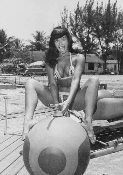 Bettie Page 80