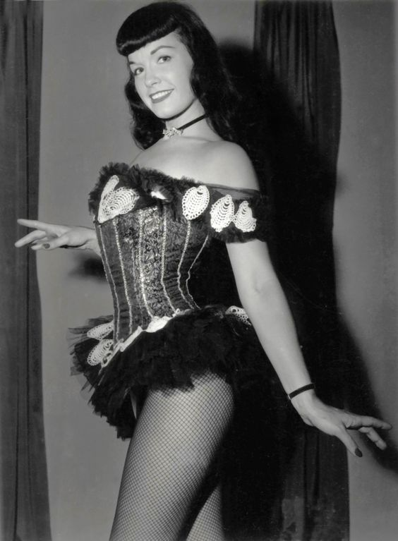 Bettie Page 92
