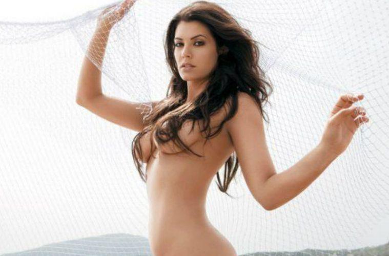 Maria Korinthiou model SEXY