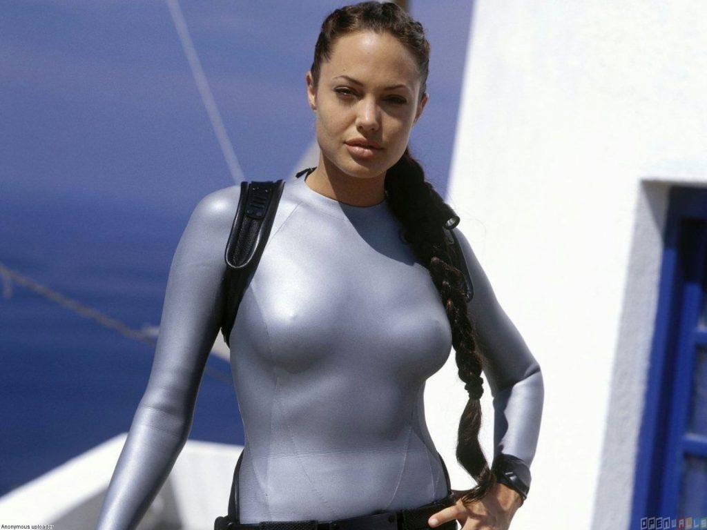 sexy lara croft