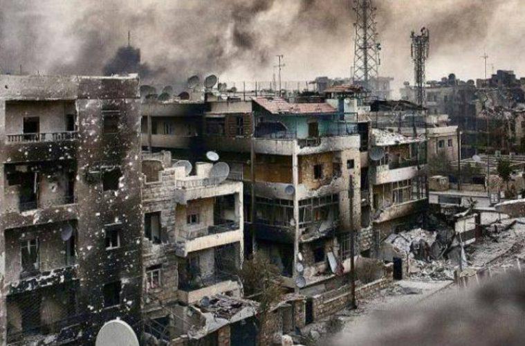 syria chalepi amaxoi
