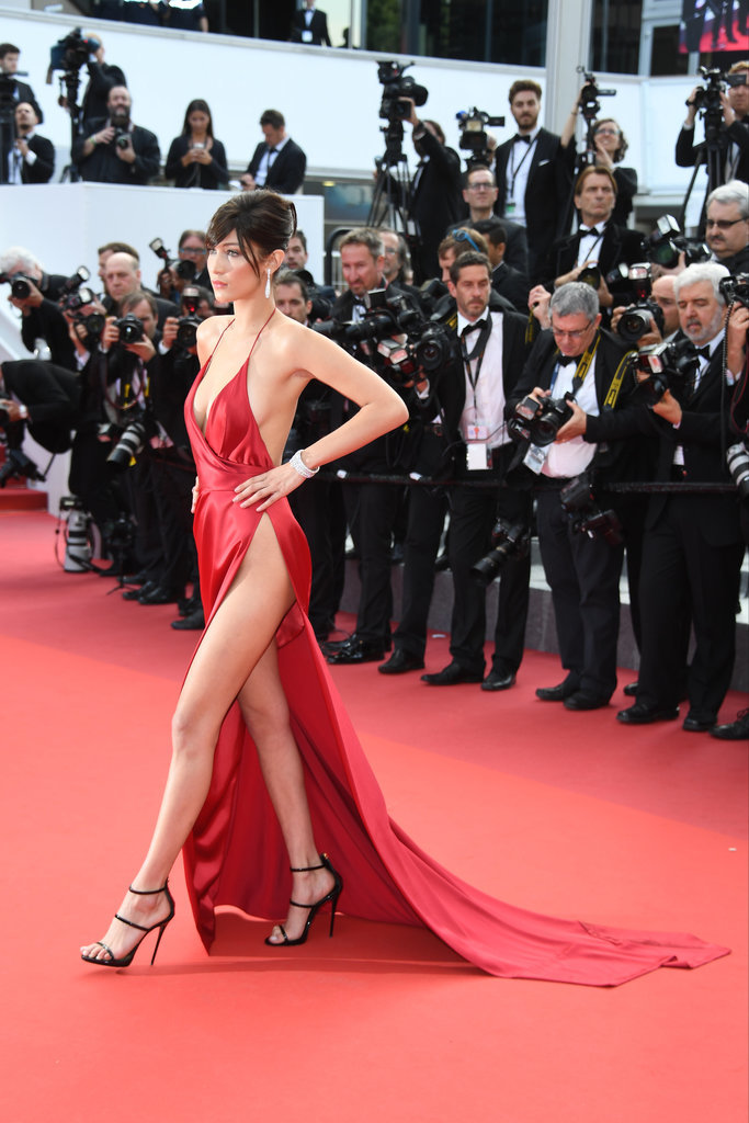 Bella Hadid cannes red carpet 26