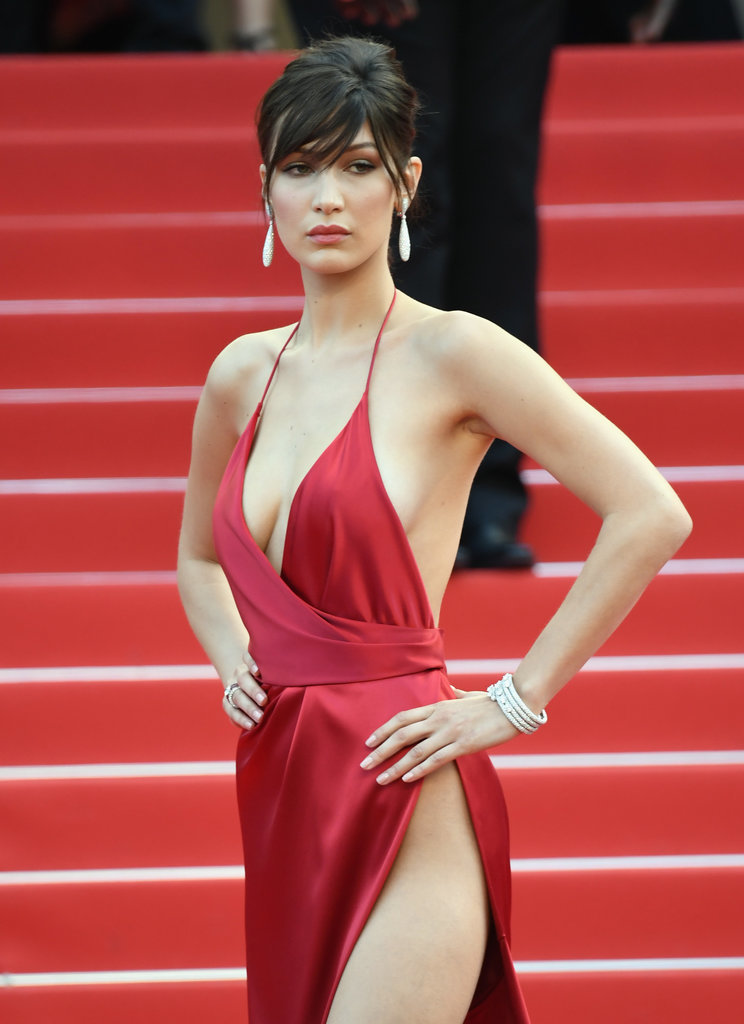 Bella Hadid cannes red carpet 27