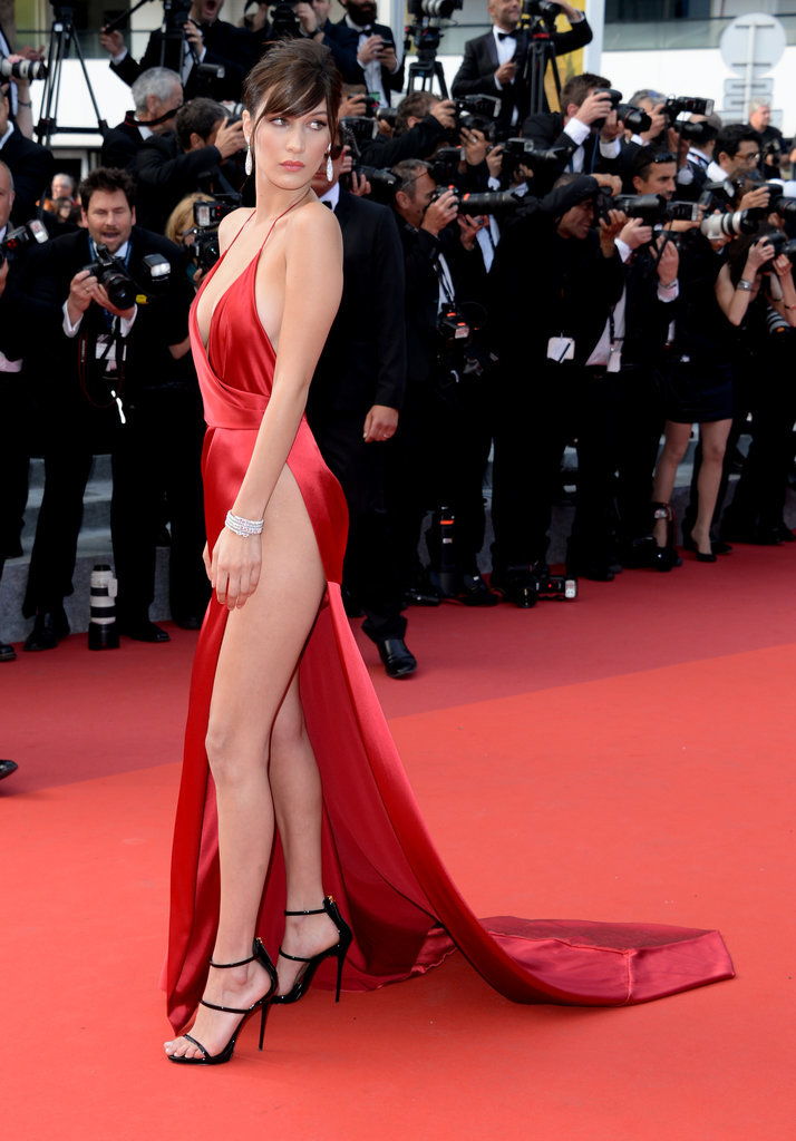 Bella Hadid cannes red carpet 28