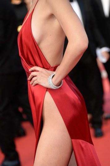 Bella Hadid cannes red carpet 41