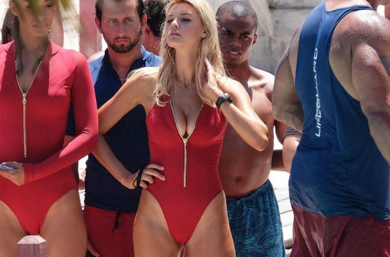 Kelly Rohrbach Alexandra-Daddario Ilfenesh Hadera Sexy Baywatch