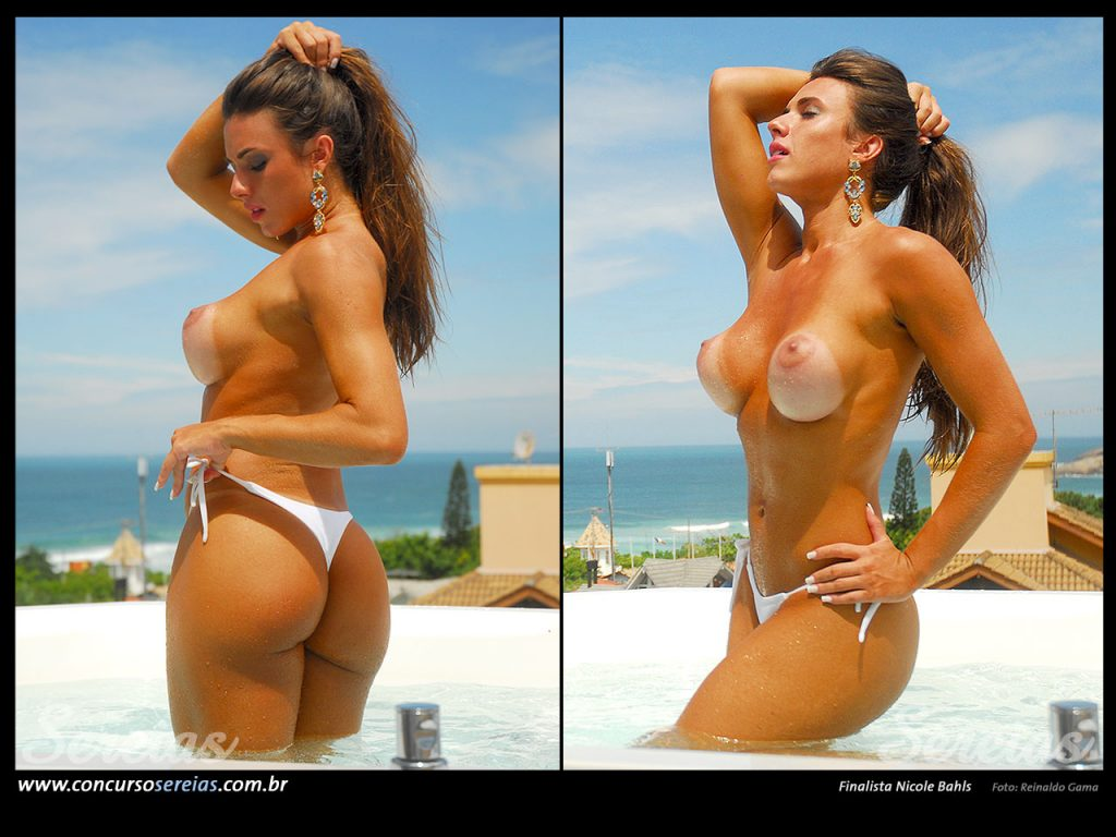 Nicole Bahls Absolutely Naked