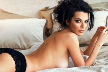 Nikoletta Rali greek model