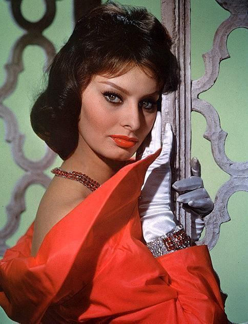 Sophia Loren, c. 1959. © 1978 Wallace Seawell