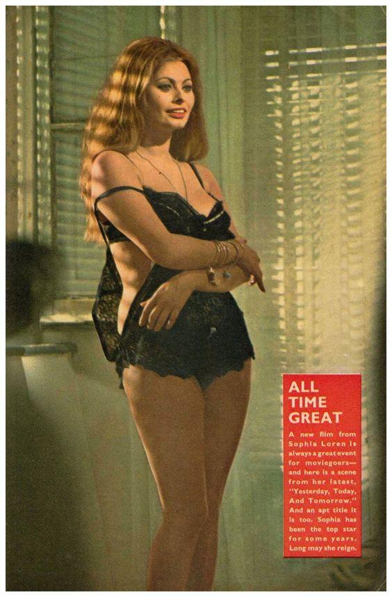 Sexy Sophia Loren 102
