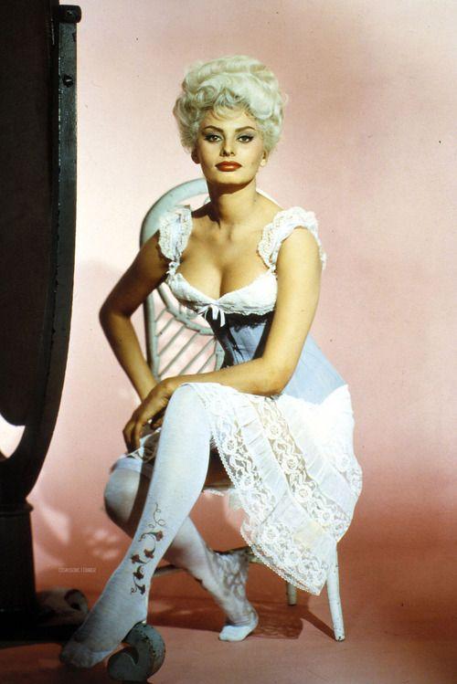 Sophia Loren Directed by George Cukor
