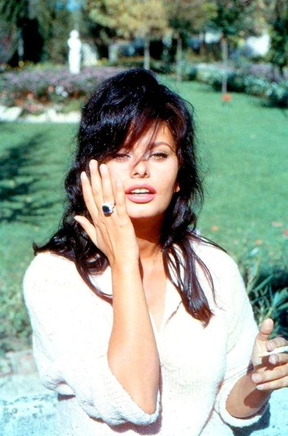 Sexy Sophia Loren 49