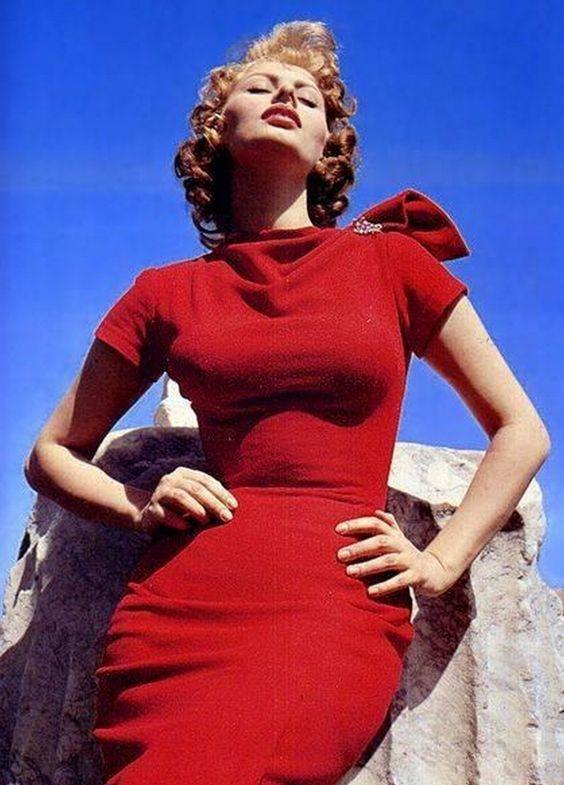 Sexy Sophia Loren 88