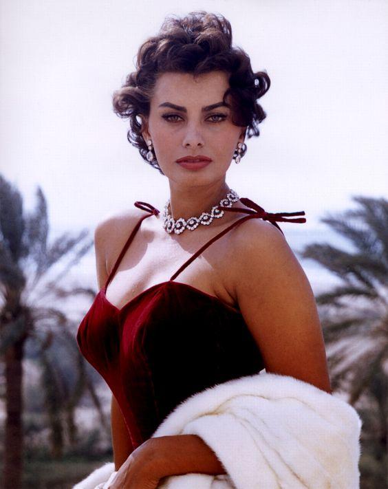 Sexy Sophia Loren 97