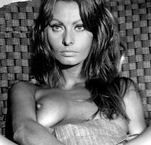 Sexy Sophia Loren 99