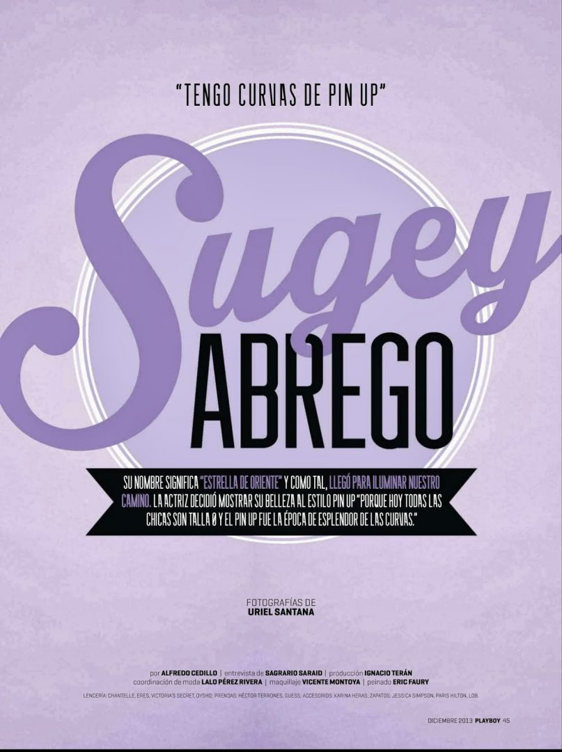 Sugey Abrego 27