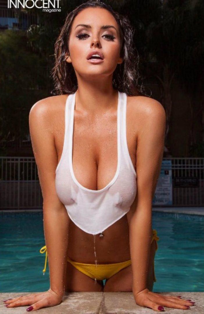 Abigail Ratchford 21