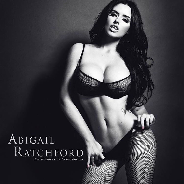 Abigail Ratchford 43