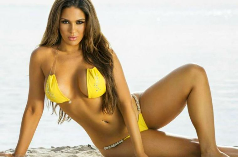 Carissa Rosario hot italo greek body