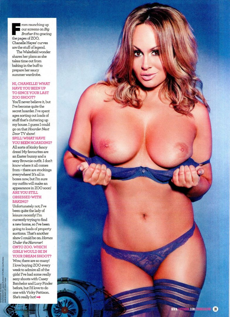 Chanelle Hayes 10