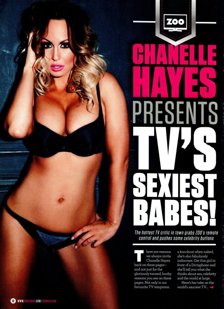 Chanelle Hayes 12