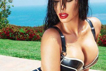 Kim Kardashian hot body
