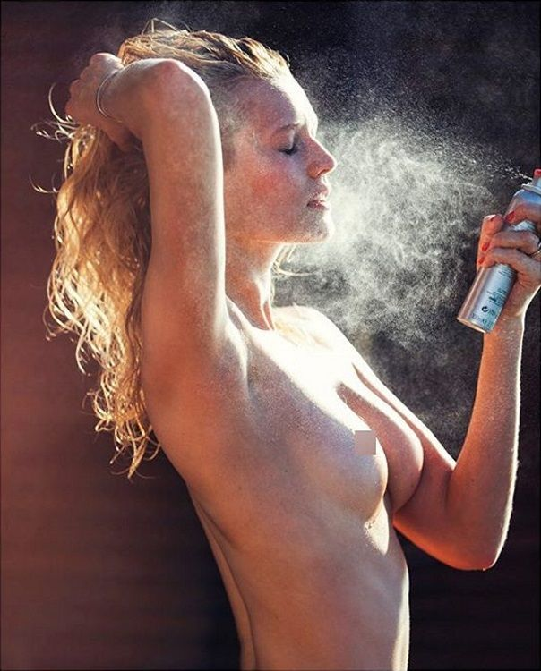 Toni Garrn elle 25
