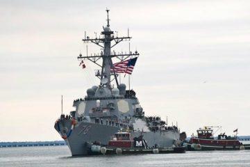 USS Porter