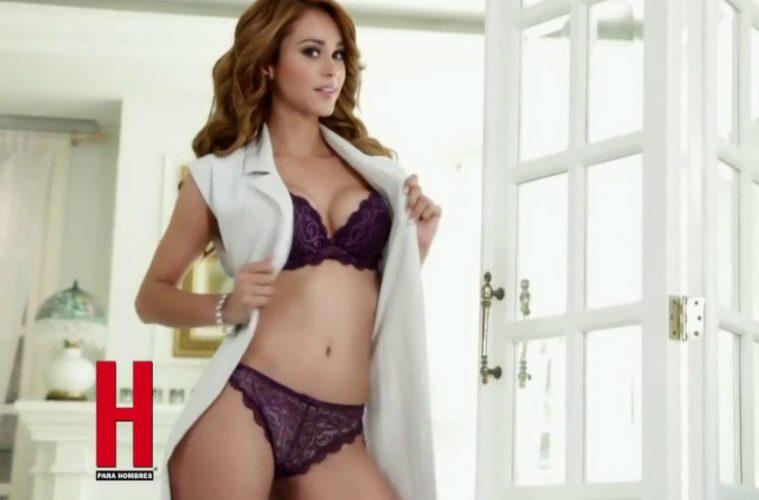 Yanet Garcia sexy body mexican wether girl