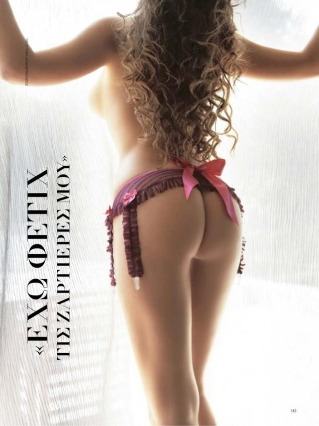 eva laskari hot body greek model 11