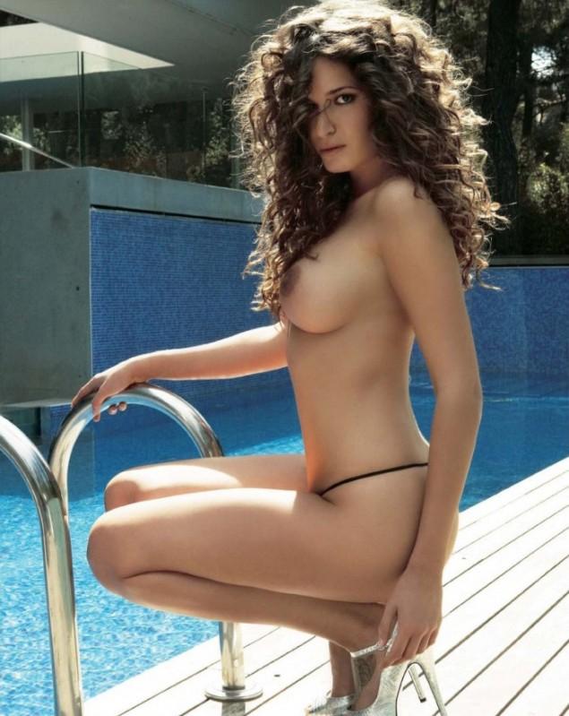 eva laskari hot body greek model 15