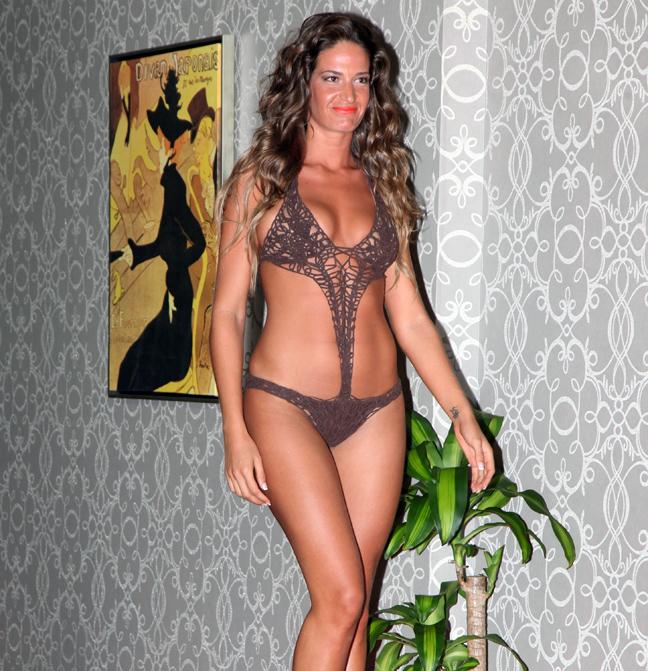 eva laskari hot body greek model 39