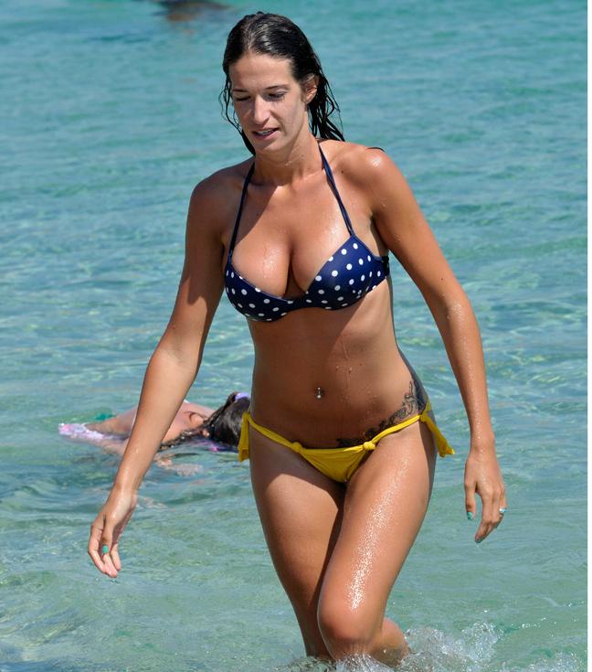 eva laskari hot body greek model 41