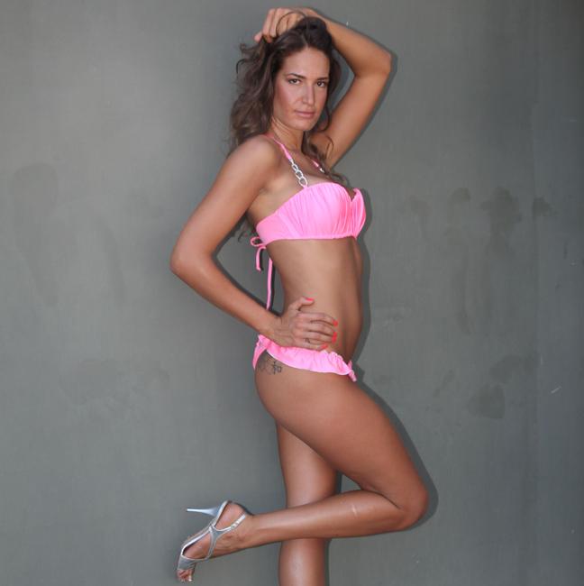 eva laskari hot body greek model 45