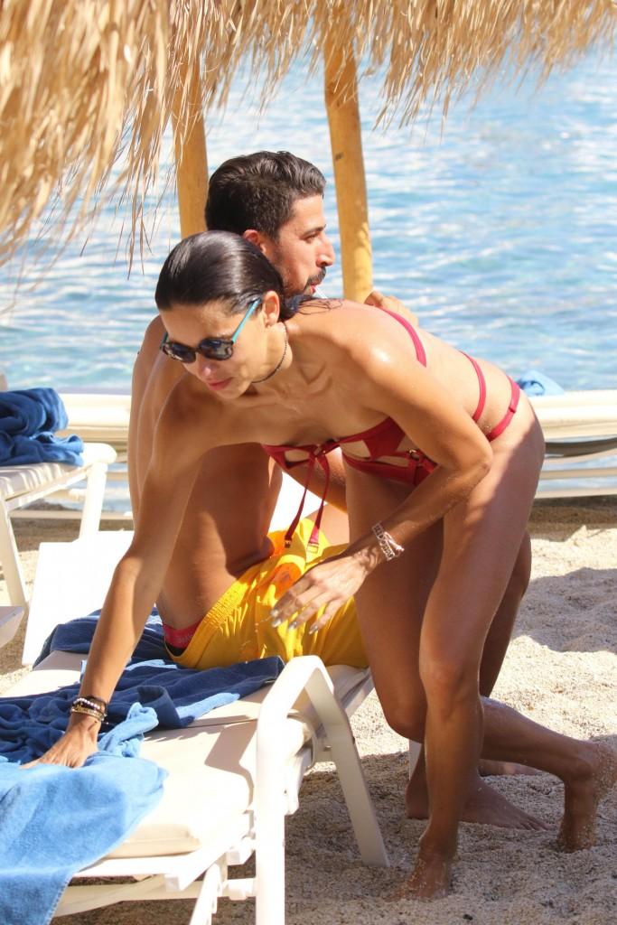 Adriana Lima bikini mykonos 2016 16