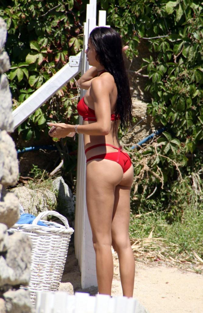 Adriana Lima bikini mykonos 2016 22