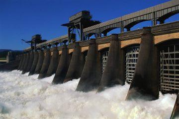 Dam-Hydroelectric