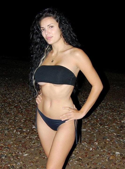 Eirini Parisi Hot Bikini 2016 16