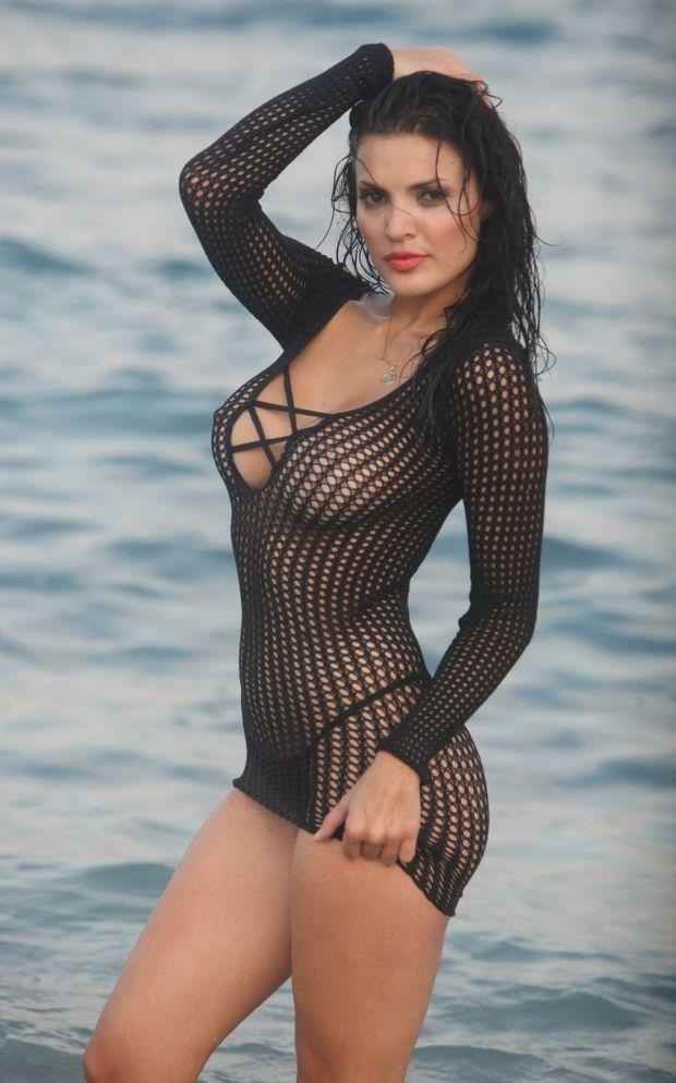 Eirini Parisi Hot Bikini 2016 25