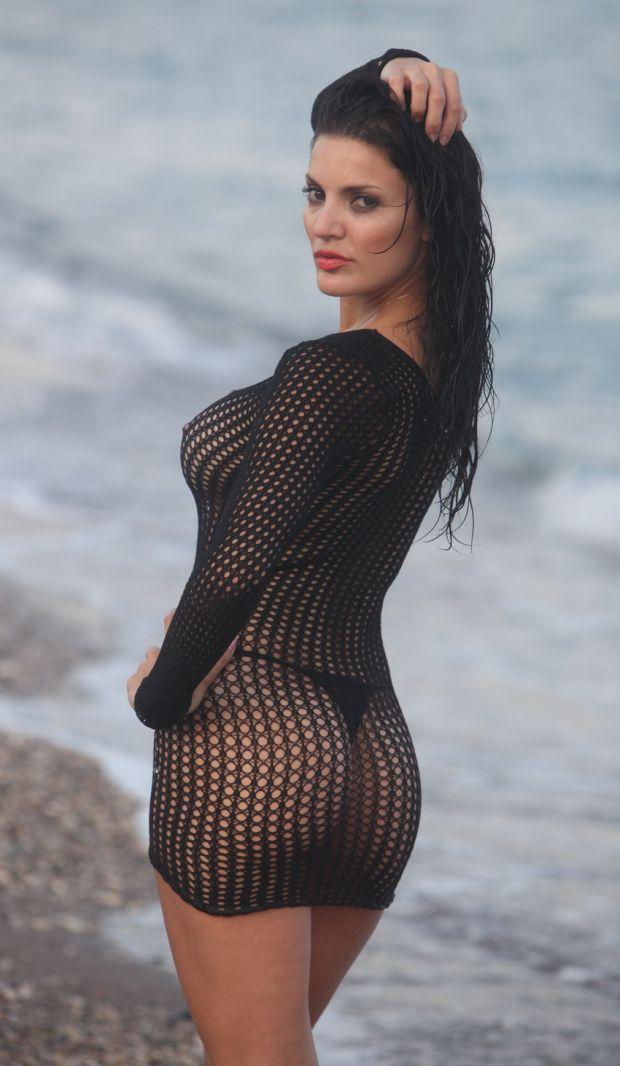 Eirini Parisi Hot Bikini 2016 27
